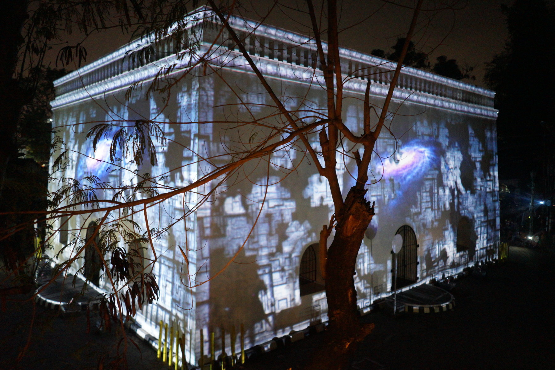 Jogja Video Mapping Project