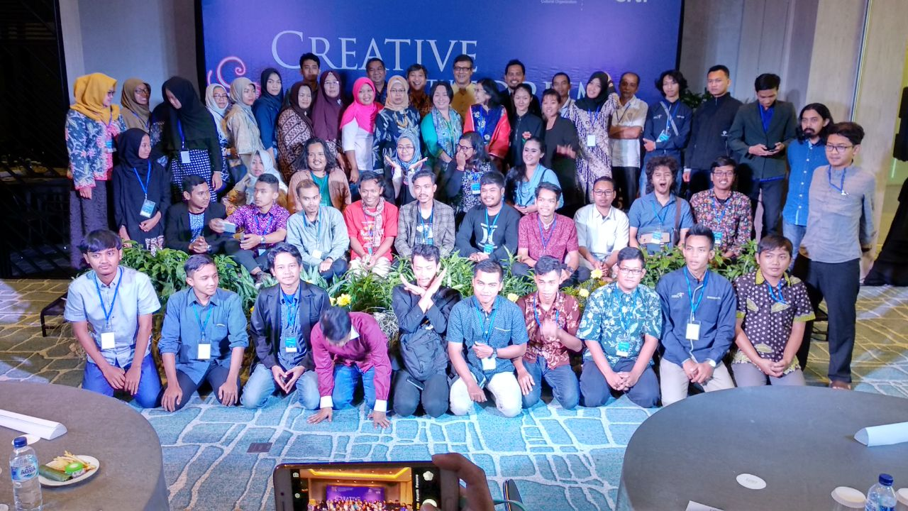 Creative Youth Forum oleh UNESCO dan Citi Indonesia 3