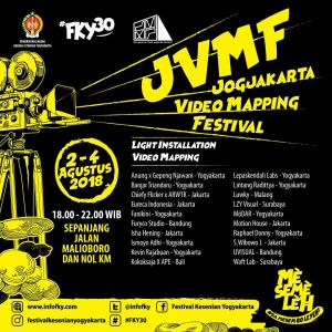 Jogja Video Mapping