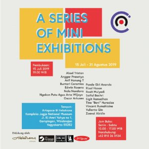 A Series of Mini Exhibition at Helutrans Artspace