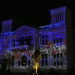 Kisah Legendaris Lampor Muncul di Festival Video Mapping SUMONAR