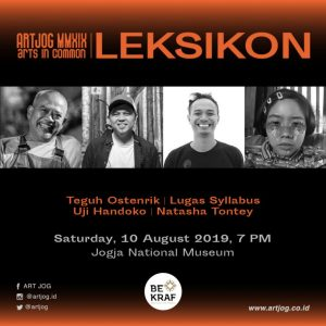 Program LeksiKon ARTJOG MMXIX