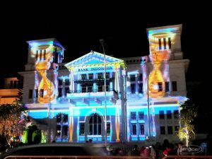 Video Mapping Sumonar