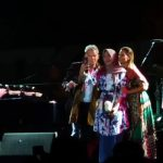 David Foster, Shadira Firdausi and Pia Toscano on Batik Music Festival