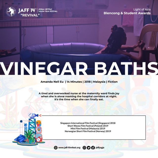 Kompetisi Film Pendek JAFF 'Light of Asia' - Vinegar Baths