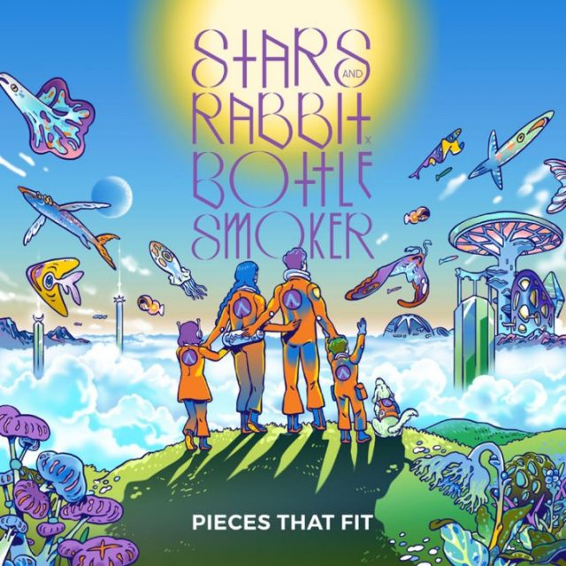 """Pieces That Fit"" Single Pertama Album Kolaborasi Stars and Rabbit feat Bottlesmoker"
