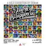 Pameran Tunggal Seni Visual Ekwan Marianto The Journey of Happiness